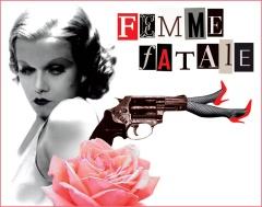 fictional femme fatale