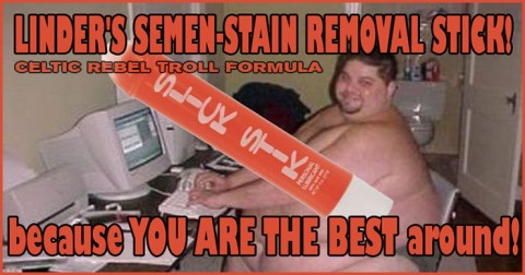 Linder's Semen Stain Removal Stick