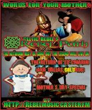 celtic rebel dallas goldbug