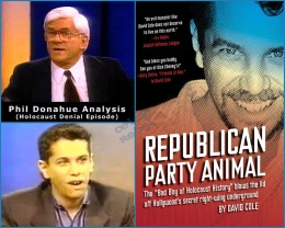 david cole donahue gay republican party animal house