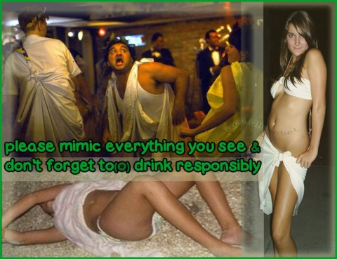 animal house toga party repeat alcohol industry