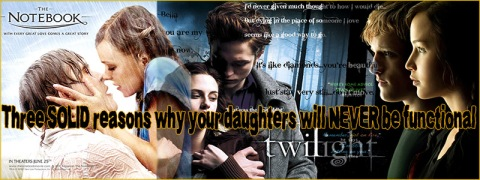 notebook twilight hunger games perpetual whoredom