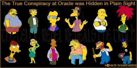 the uncanny connection between the simpsons and oracle