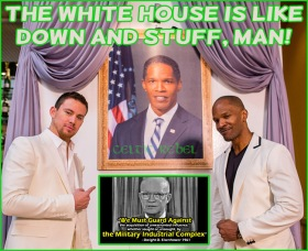 white house down eisenhower