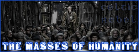 The Masses of Humanity