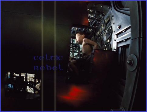 Little Boy in the Machine