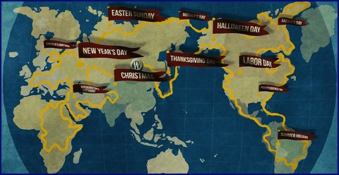 The Snowpiercer Track Around the World