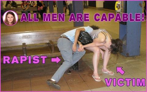 All Men Are Rapists