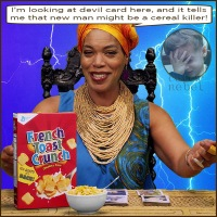 miss cleo cereal devil