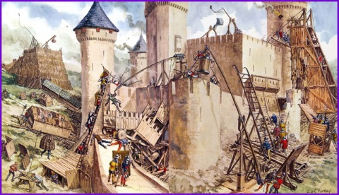 Medieval Sieges