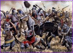 savage mongolian horde battle