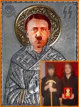 saint hitler jesus