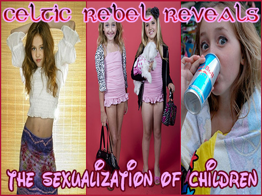sexualization of children
