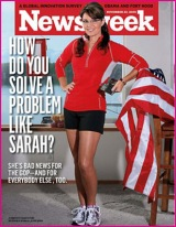 Palin on Newsweek